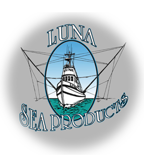 Logo for Luna Sea Products, the Best Yachats Restaurant